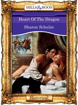 Omslag Heart Of The Dragon (Mills & Boon Vintage 90s Historical)