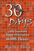 30 Days Month Eleven