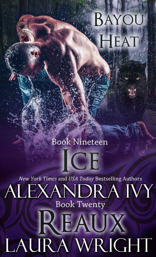 Boek cover Ice/Reaux van Professor of Chemistry Laura Wri (Onbekend)