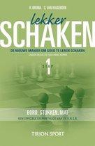 Lekker schaken / Stap 1 bord/stukken/mat