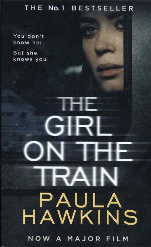 Boek cover The Girl on the Train. Film Tie-In van Paula Hawkins (Paperback)