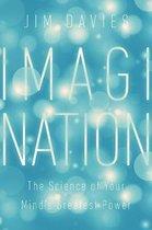 Boek cover Imagination van Jim Davies