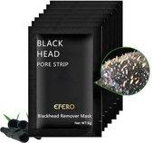 Blackhead Remover Peel off Masker Set  - 10 Stuks