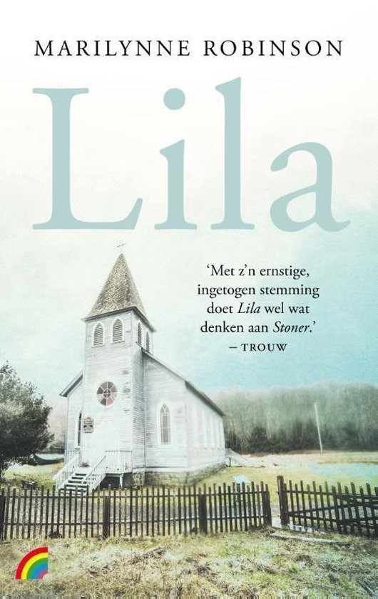 Boek cover Lila van Marilynne Robinson (Paperback)