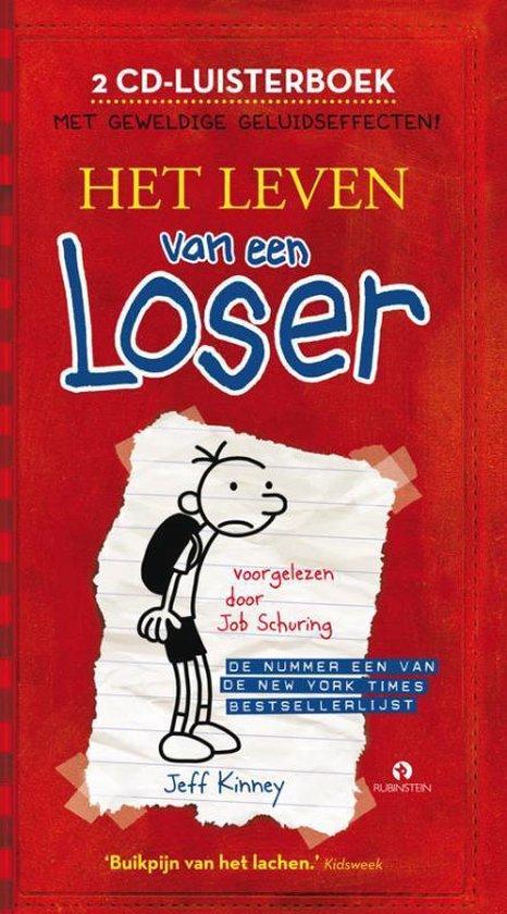 Cover van het boek 'Het leven van een loser'