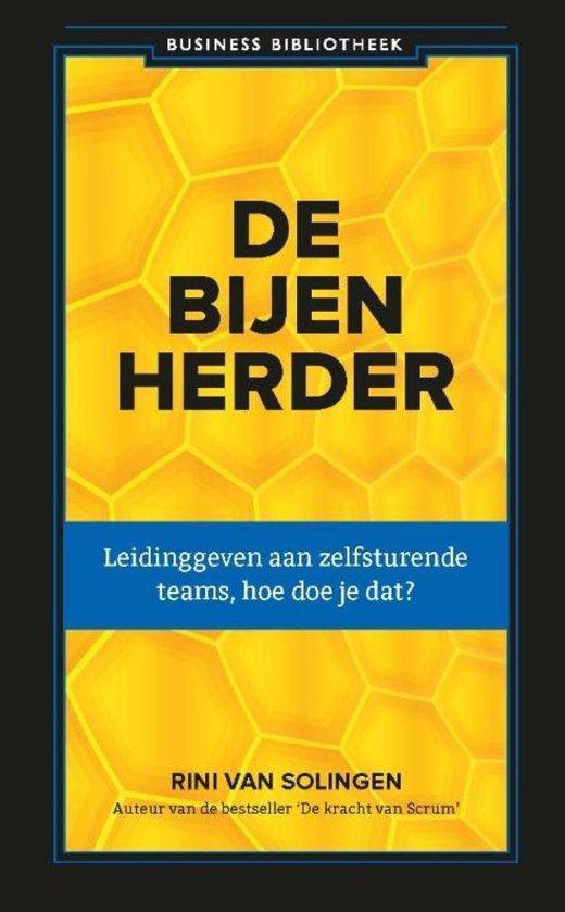 Business Bibliotheek - De bijenherder - Rini van Solingen |