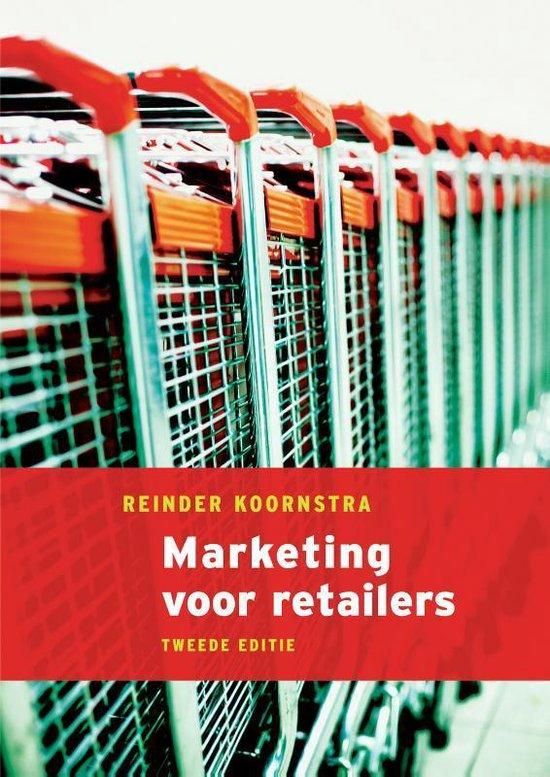 Marketing Voor Retailers - Reinder Koornstra |