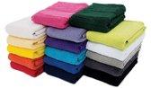 Arowell Sporthanddoek Fitness Handdoek 130 x 30 cm - 500 Gram - Donkerblauw (1 stuks)