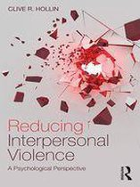 Reducing Interpersonal Violence