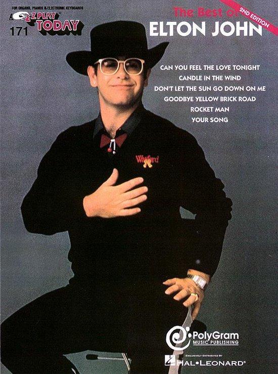 Afbeelding van The Best of Elton John