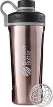 BlenderBottle™ RADIAN RVS Koper - Eiwitshaker / Bidon / Shakebeker - 770 ml
