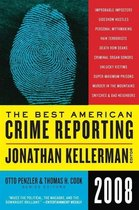 Omslag The Best American Crime Reporting 2008