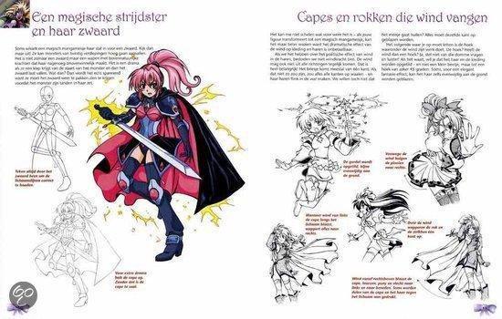Magische manga meisjes - Christopher Hart |