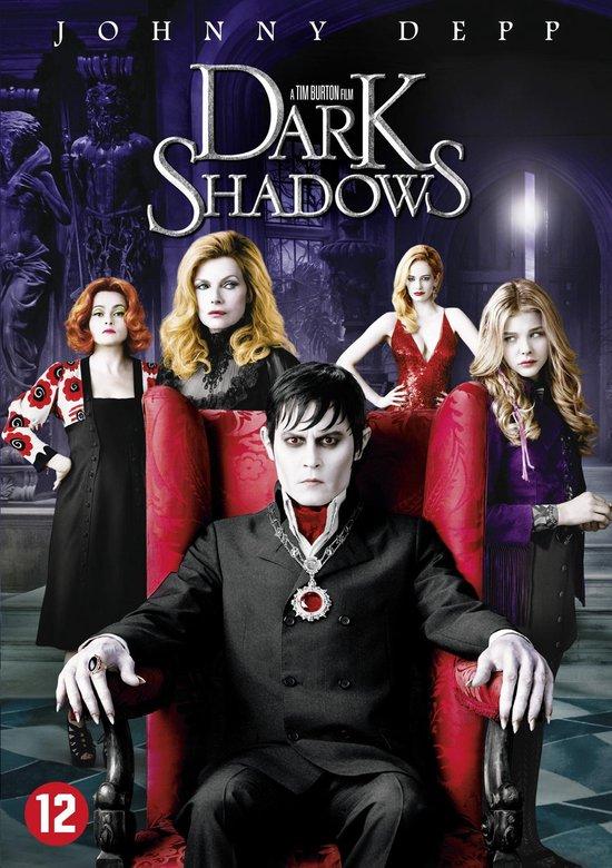 Cover van de film 'Dark Shadows'