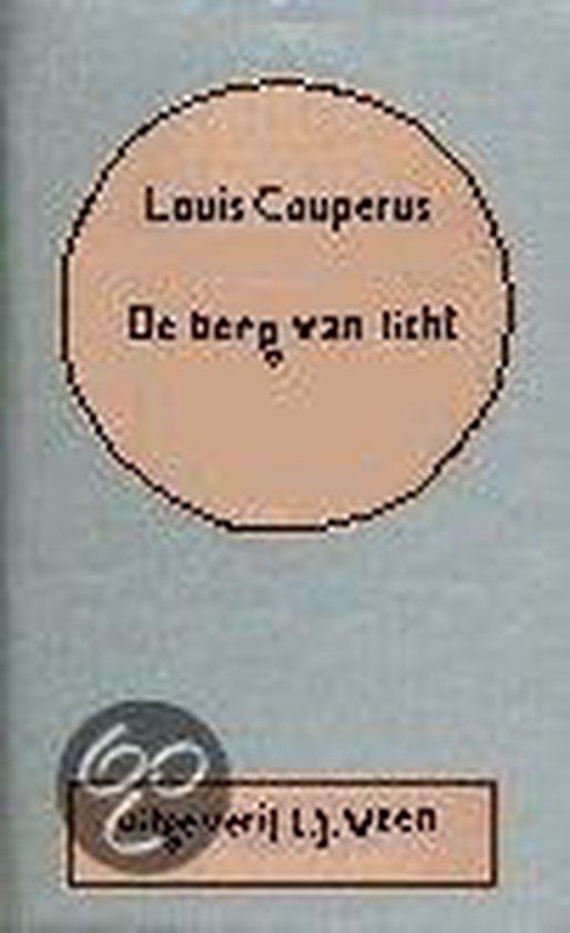 De berg van licht - Louis Couperus | Fthsonline.com