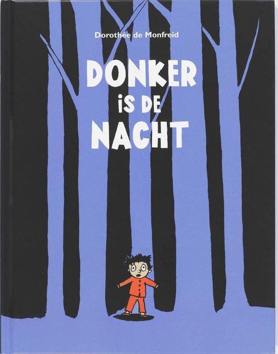 Afbeelding van Donker is de nacht