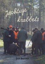 Boek cover Jachtige krabbels van J. Brand