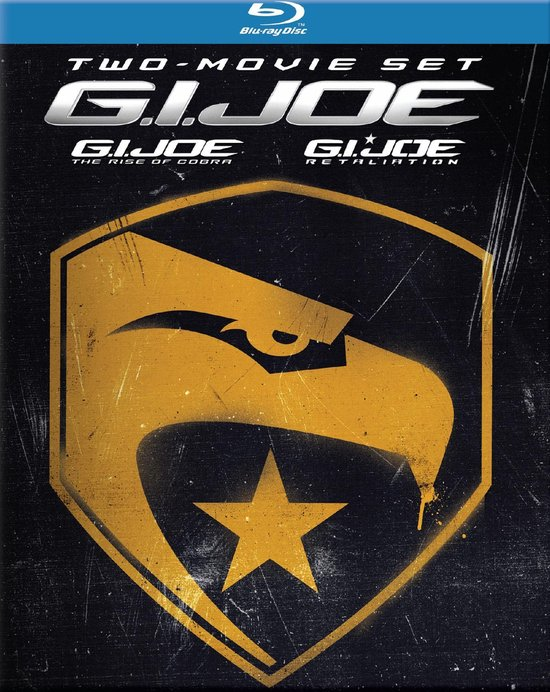 Cover van de film 'G.I. Joe 1 & 2'