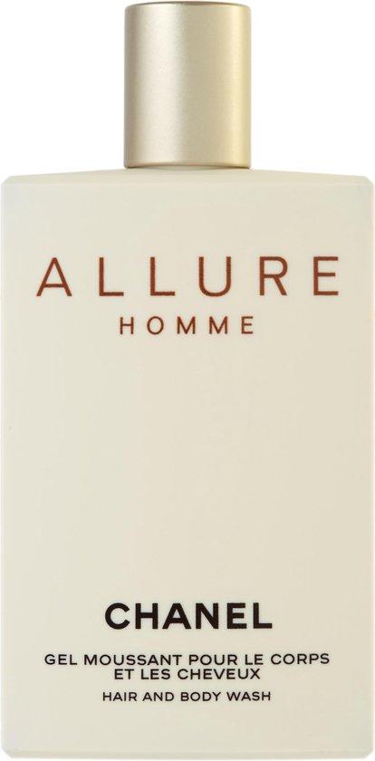 Chanel Allure Homme Hair & Body Wash -  200 ml - Douchegel