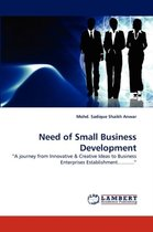 Need of Small Business Development