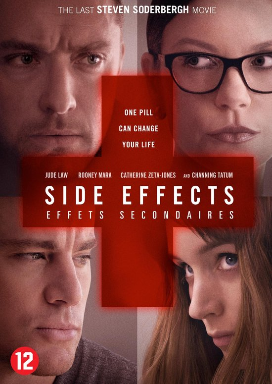 Cover van de film 'Side Effects'