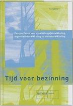 Boek cover Tijd voor bezinning van C. Zwart