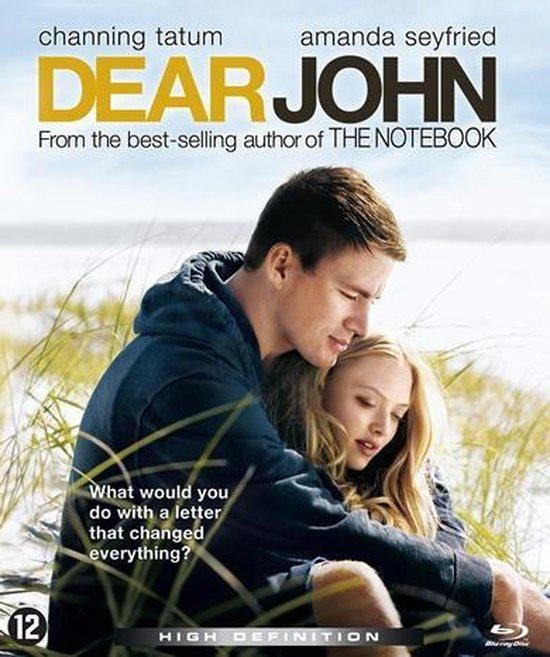 Cover van de film 'Dear John'