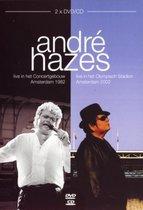 Andre Hazes - Live Box 1982 & 2002 (Dvd + Cd)