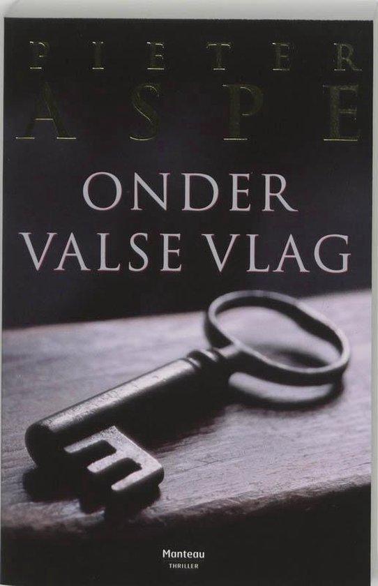 Onder valse vlag - Pieter Aspe   Fthsonline.com