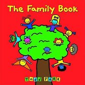 Boek cover The Family Book van Todd Parr