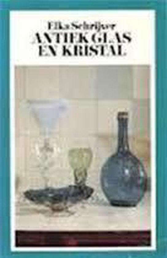 Antiek glas en kristal - Schryver |