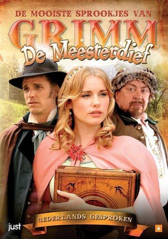 Cover van de film 'Meesterdief'