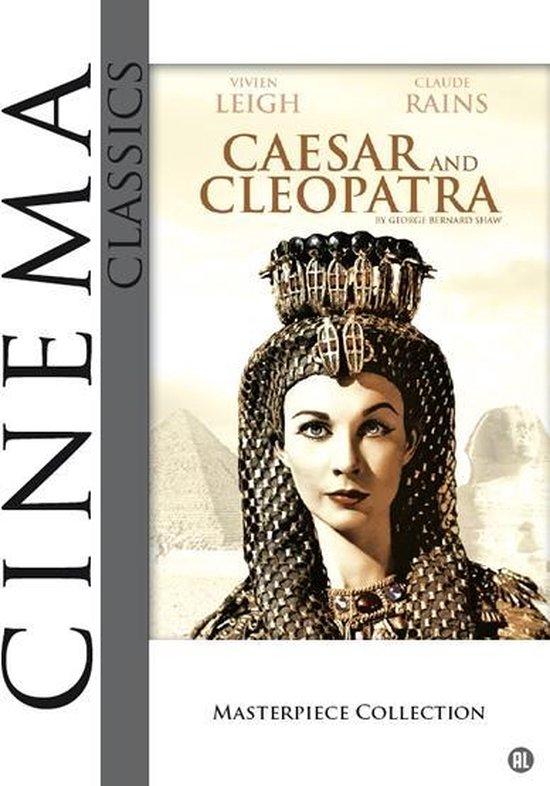 Cover van de film 'Caesar And Cleopatra'