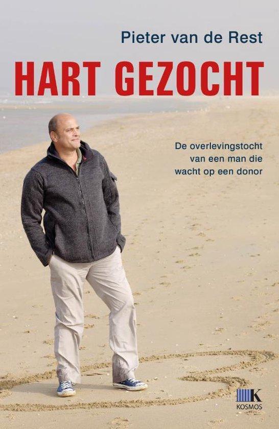 Cover van het boek 'Hart gezocht' van P. van de Rest
