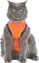 Medical Pet Shirt Kat - Oranje - XXXS