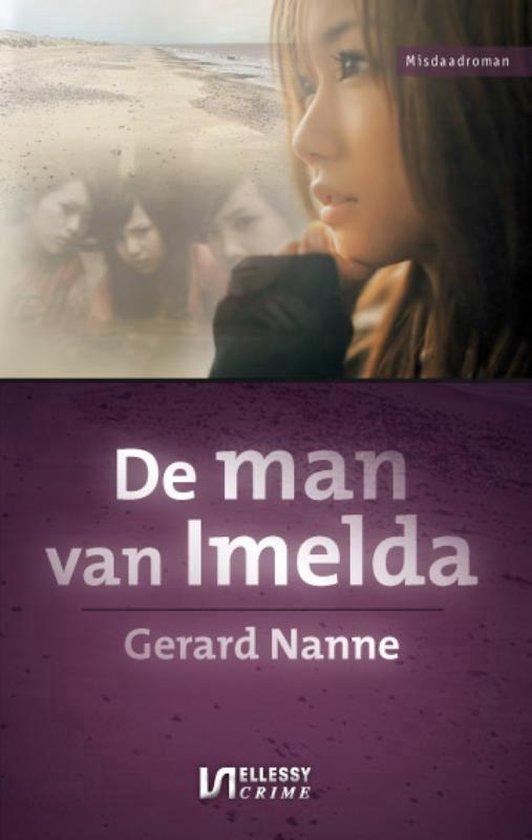 Cover van het boek 'De man van Imelda' van Gerard Nanne