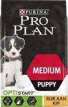 Pro Plan Medium Puppy - Opti Start Kip - Hondenvoer - 3kg