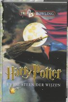 Boek cover Harry Potter - Harry Potter en de steen der wijzen van J.K. Rowling (Hardcover)
