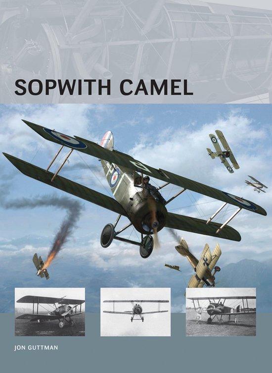 Boek cover Sopwith Camel van Jon Guttman (Onbekend)