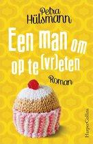 Boek cover Een man om op te (vr)eten van Petra Hülsmann
