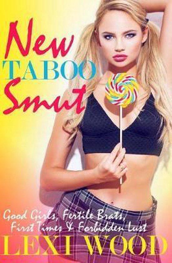 Boek cover New Taboo Smut van Lexi Wood (Paperback)