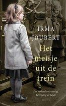 Boek cover Het meisje uit de trein van Irma Joubert