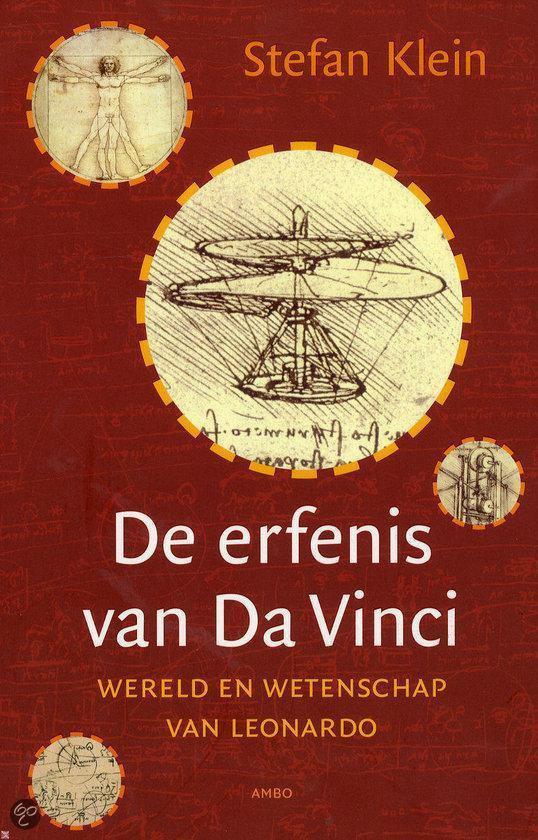 De erfenis van Da Vinci - Klein, Stefan   Readingchampions.org.uk