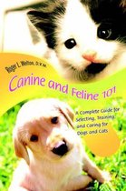 Canine and Feline 101