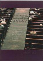 SCP-publicatie - Godsdienstige veranderingen in Nederland