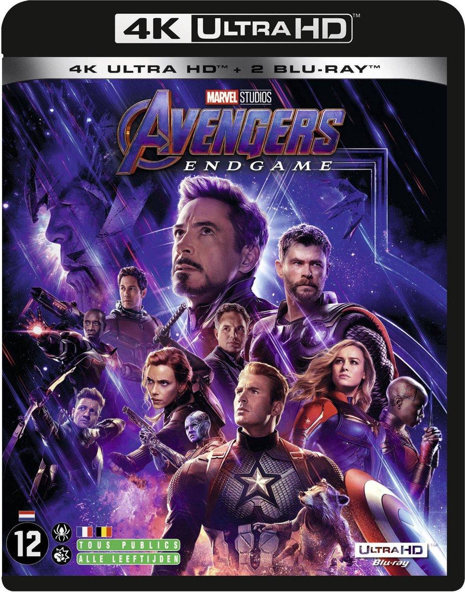 Avengers: Endgame (4K Ultra HD Blu-ray)-