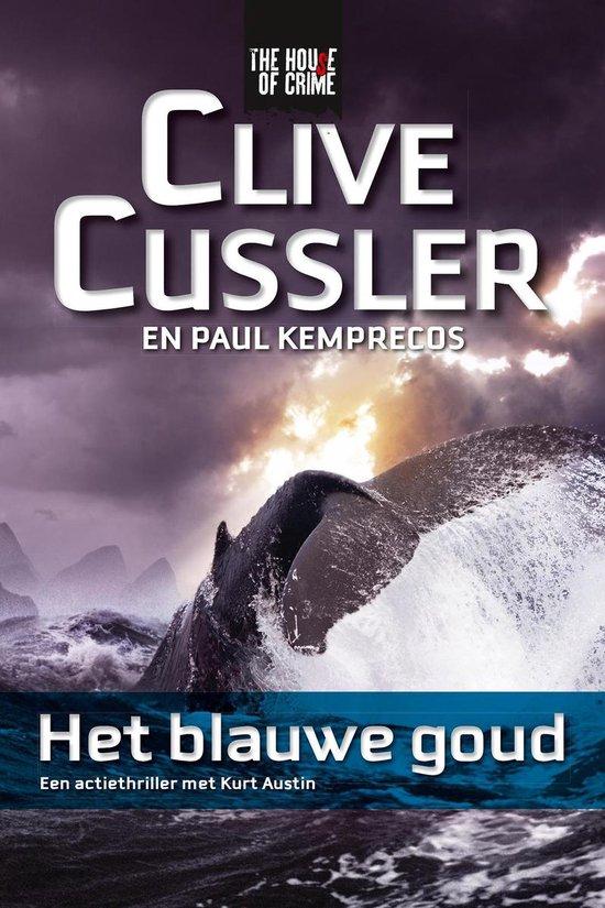 Het blauwe goud - Clive Cussler pdf epub