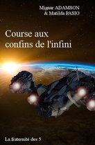 Omslag Course aux confins de l'infini