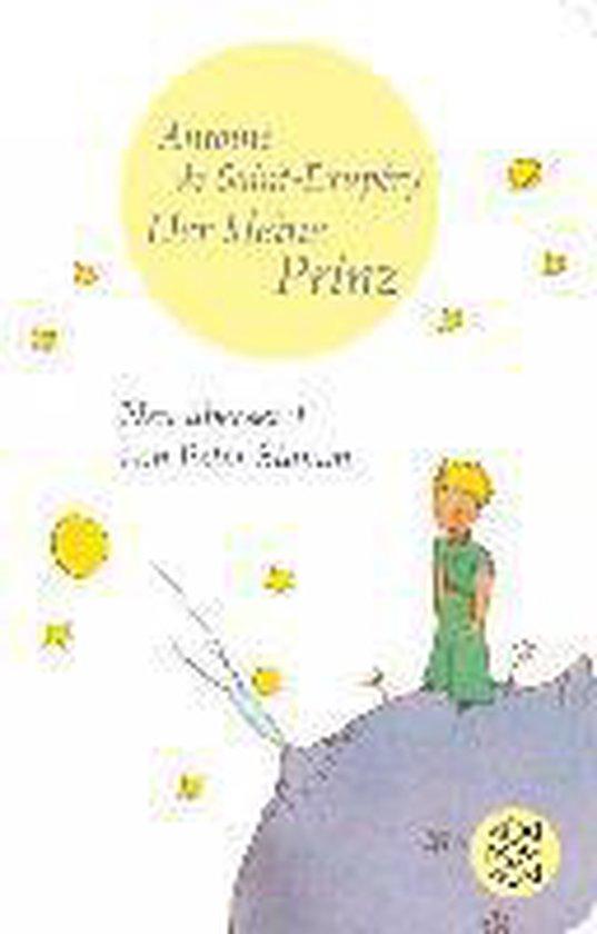 Boek cover Der kleine Prinz van Antoine de Saint-Exupéry (Hardcover)