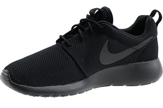 nike roshe run heren wit